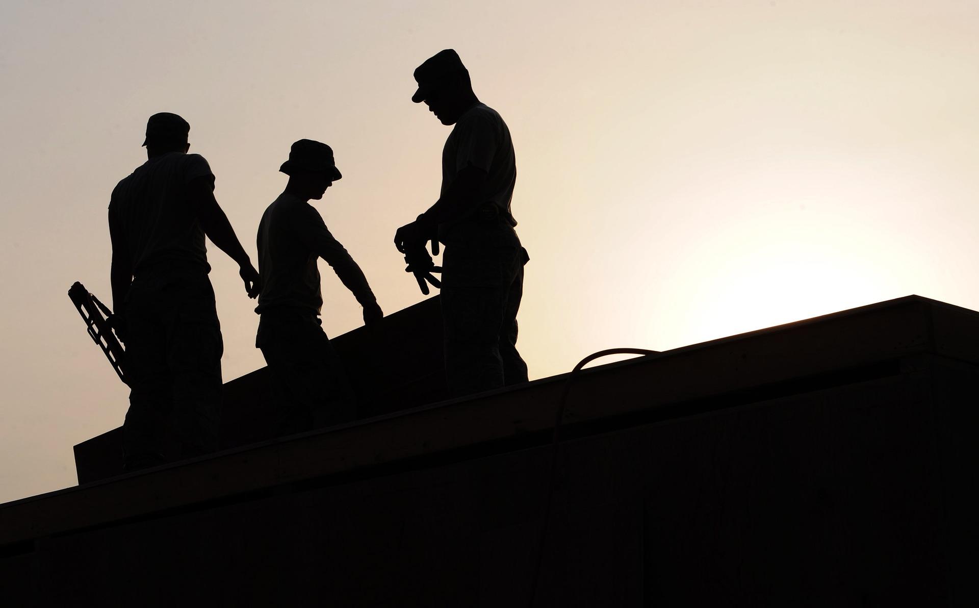 Pålitelige håndverkere, med et høyt faglig nivå